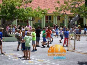 scholen op curaçao - Speelplein Schroederschool Julianadorp