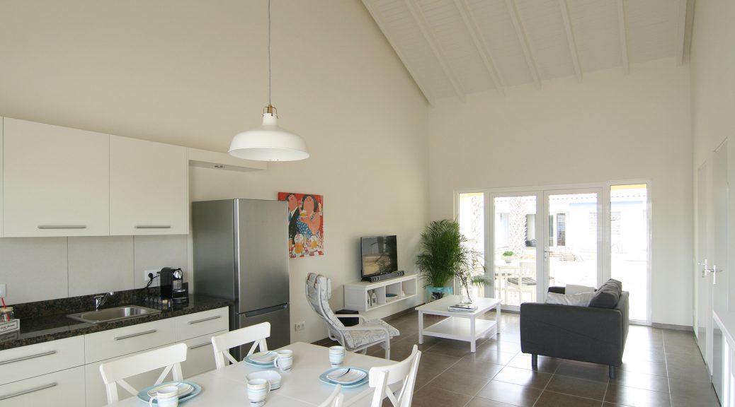 Vakantiehuis in Curacao