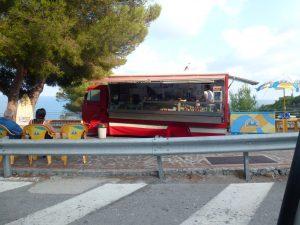 Food trucks in Curacao