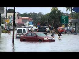 Tropische Stormen en Orkanen Curaçao
