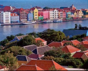 Handelskade in Willemstad