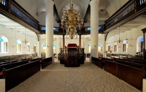 Mikve Israel-Emanuel Synagoge