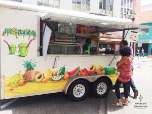 fruitshakes in curacao